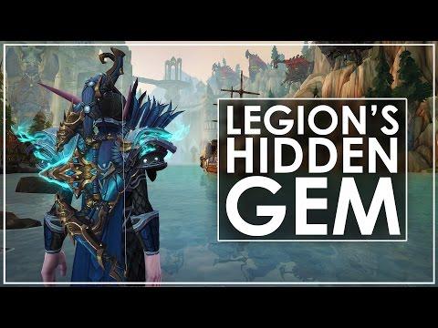 The Action Camera Wow Legion 39 S Hidden Gem Video Wow