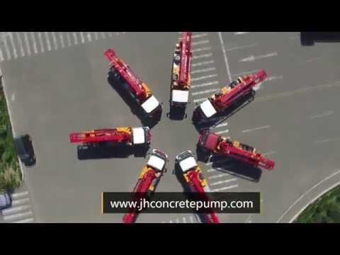 China Concrete Pump Famous Factory