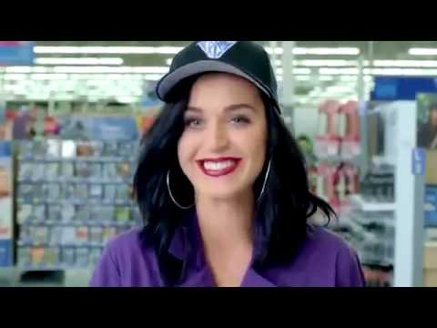 Walmart TV Commercial, Featuring Katy Perry,  Roar