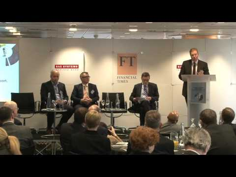 Executive breakfast briefing on disruptive technology