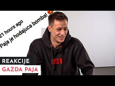 MONDO REAKCIJE: Gazda Paja (ne) baca lajk   S01E10