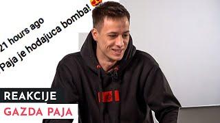 Gazda Paja (ne) baca lajk | MONDO REAKCIJE | S01E10