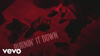 Jason Aldean - Burnin' It Down (Lyric Video)