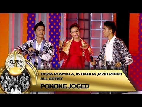 Pokoke Joged! Yuk Joged Bareng Tasya Rosmala, Iis Dahlia Dan Rizki Ridho - ADI 2018 (16/11)