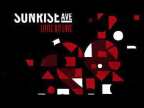Little Bit Love - Sunrise Avenue (OFFICIAL KARAOKE VIDEO)
