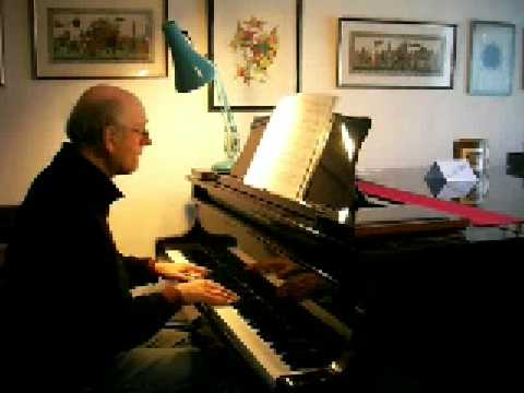 Gavin Sutherland: Sailing (published piano solo version)