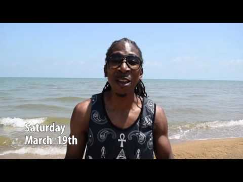 Christopher Martin Big Deal Concert Live in Dangriga Belize