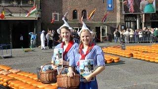 Alkmaar Marché aux Fromages