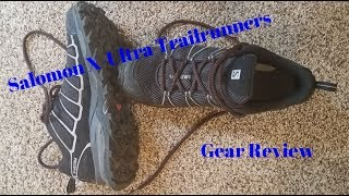 Salomon X Ultra Prime Trail Runners Review