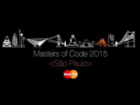 MasterCard's Masters of Code Competition Arrives to Brazil!