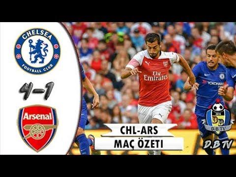 AVRUPA LİGİ FİNAL || Chelsea 4-1 Arsenal maç özeti || 29.05.2019