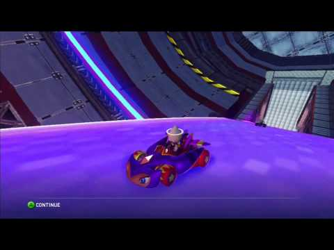 Sonic & All Stars Racing Transformed: Rogue Cup [1080 HD] |