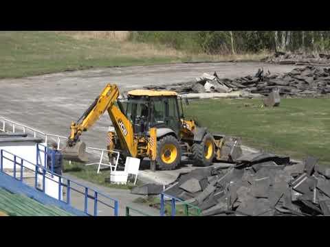 Новость. Спорт «на ремонте»  (21.05.2019)