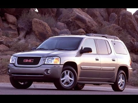 2004 Gmc Envoy Xl Start Up And Review 4 2 L V6 Youtube