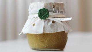 Ginger tea (Saenggangcha:생강차)