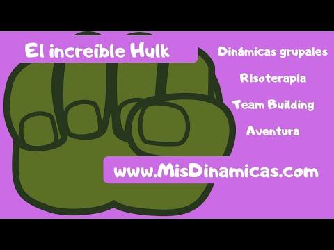 🤯El increible Hulk #juego #divertido #campamento