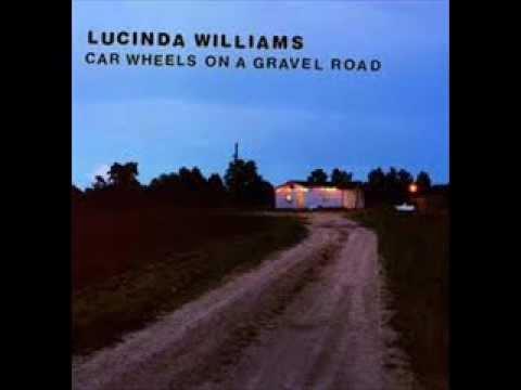 LUCINDA WILLIAMS- Drunken Angel (1998)