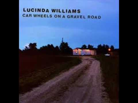 LUCINDA WILLIAMS- Drunken Angel (1998) Mp3