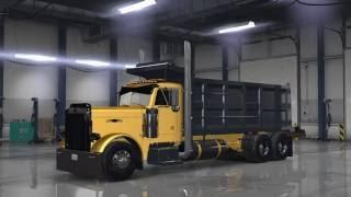 American Truck Simulator Peterbilt 379 Dump Truck Review