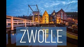 ZWOLLE - A Timelapse Short Film - 4K