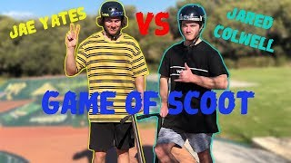 GAME OF SCOOT - Jae Yates VS Jared Colwell