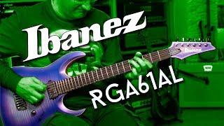 Purple Goodness! Ibanez RGA Axion Label