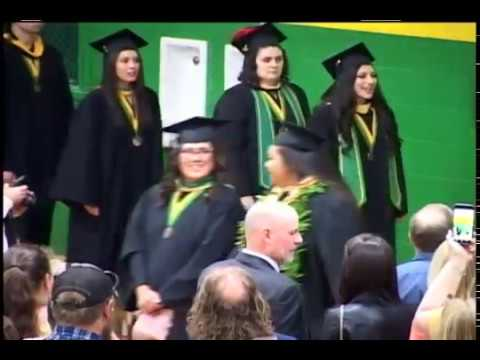 2018 University of Maine at Fort Kent Commencement - May 12, 2018