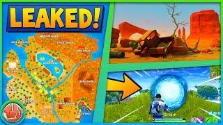 FOLDER CHANGED TO DESERT!?! * LEAKED * EVIDENCE FOUND!!! -Fortnite: Battle Royale