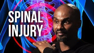 HOW I MADE A COMPLETE RECOVERY AFTER MY SPINAL INJURY-Klaus Yohannes 'The Black Viking' |London Real