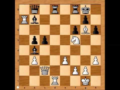 Exploiting light square weaknesses: Karpov vs  Shirov-Biel 1992