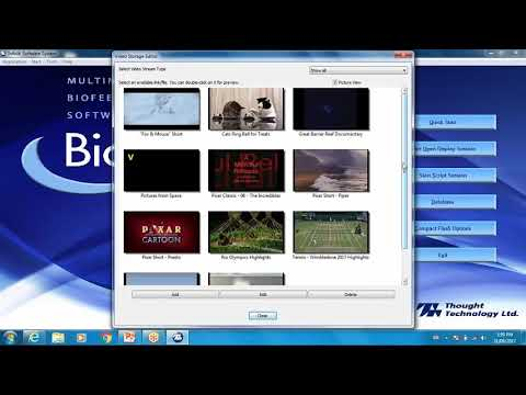 Biograph 6.2 Software Update - Webinar Series | Thought Technology Ltd