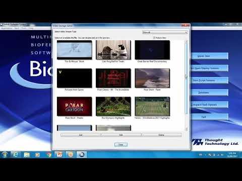 Biograph 6.2 Software Update - Webinar Series | Thought Technology Ltd