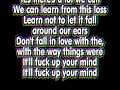 Snow Patrol   Don't Give In Lyrics