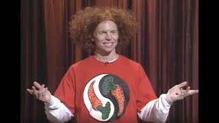 Carrot Top & His Box Of Mysteries (1995) - MDA Telethon
