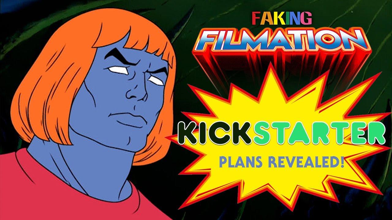 Faking Filmation - Kickstarter Q&A Live Stream - YouTube
