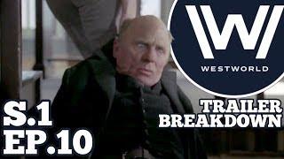 Download [Westworld] Season 1 Episode 10 Trailer Breakdown | Predictions The Bicameral Mind