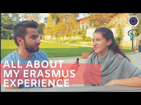 My Erasmus Experience - Yıldız Teknik Üniversitesi Yabancı Diller Yüksekokulu