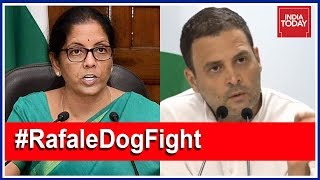 "Video ""Will Aggressively Counter Cong Propaganda, Ready To Fight Perception Battle"": Nirmala Sitharaman download MP3, 3GP, MP4, WEBM, AVI, FLV September 2018"