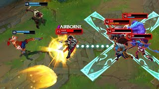 TOP 50 PERFECT SYNERGY MOMENTS IN LEAGUE OF LEGENDS