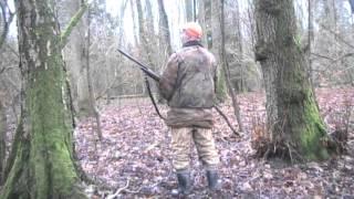Охота на кабана(четыре точных выстрела., 2014-02-07T19:13:19.000Z)