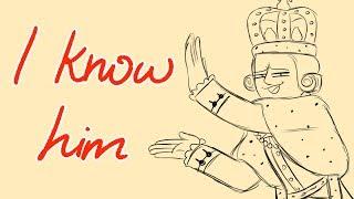 I Know Him | Hamilton Animatic