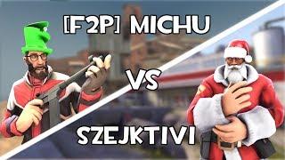 Pojedynek [F2P] Michu vs. SzejkTiVi - Najlepsze Momenty