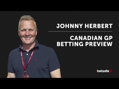 Canadian Grand Prix Preview - Johnny Herbert