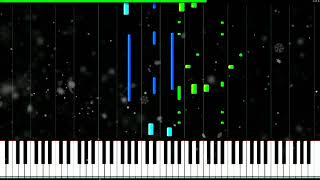 Gambar cover Mirai - Orange Ending 1 [Piano Synthesia]  // Daniel's Piano