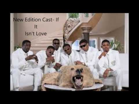 New Edition -  If it Isn't Love Audio (Movie Version)