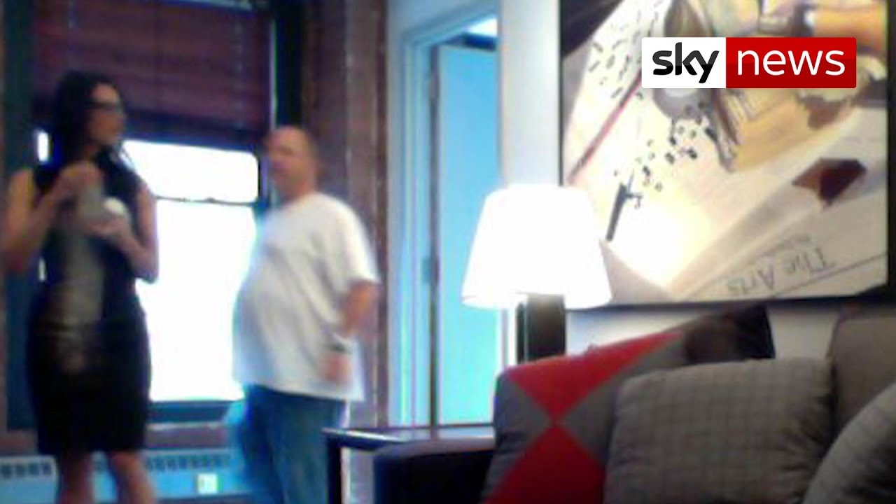 Download Exclusive: Video shows Harvey Weinstein behaving inappropriately