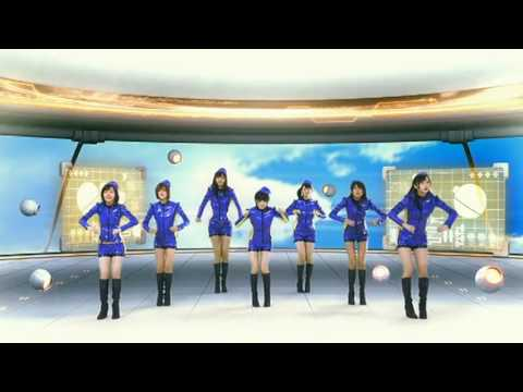 Berryz 工房 - Seishun Bus Guide Dance Shot - YouTube