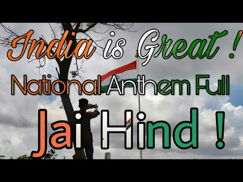 Jaya Hey! Indian National Anthem Full Version In Multiple Languages
