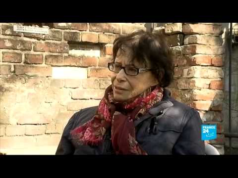 THE INTERVIEW - Irena Boldok recalls escaping through a hole in the wall of the Warsaw ghetto