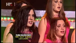 dpz 2013 finale zbor srednje škole mate balote treći nastup 27 04 2013